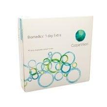 Biomedics 1 Day Extra 90 pack