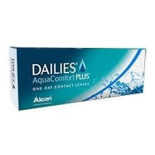 Focus Dailies Aqua Comfort Plus30